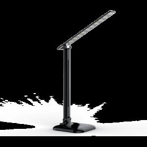 Elmark dimmelhető asztali lámpa - 9 W, 4000 K,  fekete