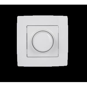 Elmark City Fényerőszabályózós LED dimmer 3-300W - fehér