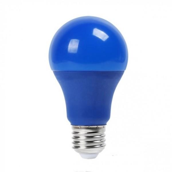Kék Dekor LED égő 9 Watt E27