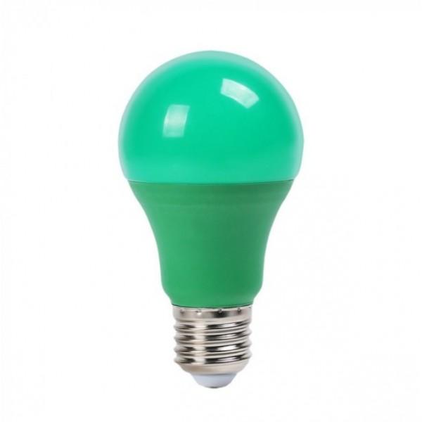 Zöld Dekor LED égő 9 Watt E27