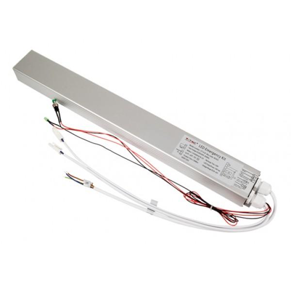 Vészvilágító tápegység 45 wattos LED panelekhez 3 óra