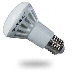 V-TAC szpot LED égő E14 foglalat R50 6W 6400K