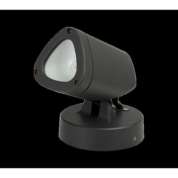 Elmark 9616W falra szerelhető LED világítás, 3W, 230V, természetes fehér fény