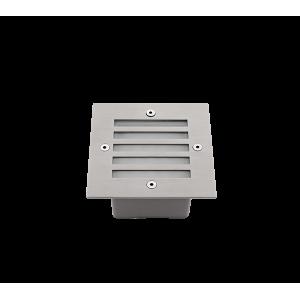 Elmark GRF9610 LED homlokzat világítás, süllyesztett, négyszögletű, 16x2 W