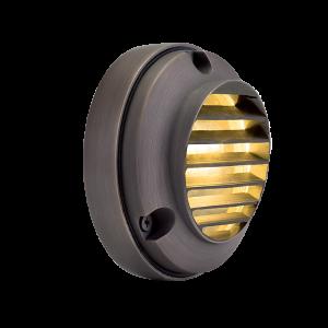 Elmark GRF98C homlokzat világítás, antik bronz, G4