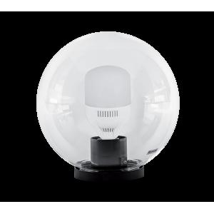Elmark PMMA átlátszó gömb LED kerti világítás