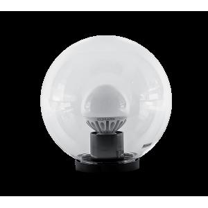 Elmark PMMA átlátszó gömb LED homlokzatvilágítás, G95, E27, 30cm átmérő
