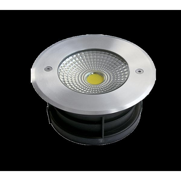 Elmark 96RAY10 talajba süllyesztett LED világítás, 10W, 230V, 5500K