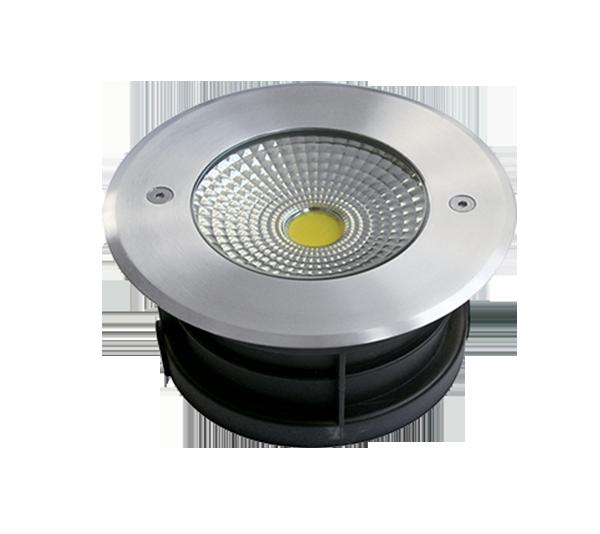 Elmark 96RAY30 talajba süllyesztett LED világítás, 30W, 230V, 5500K