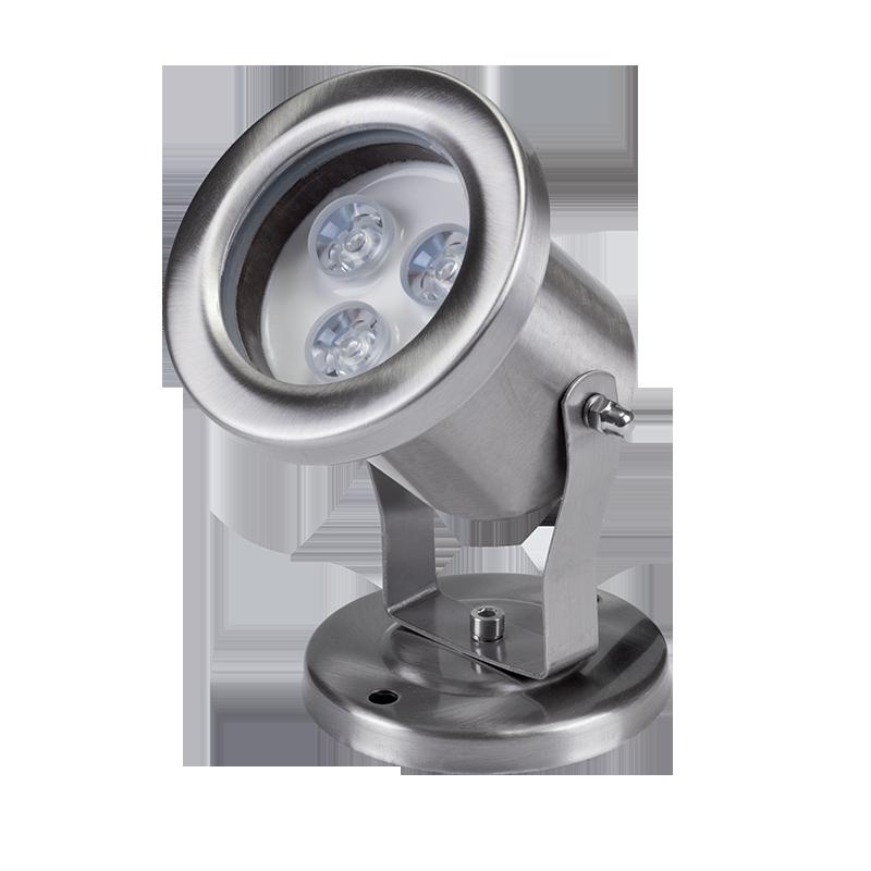 Elmark UNDERWATER003 LED medencevilágítás, 3W, 12V, 4000K