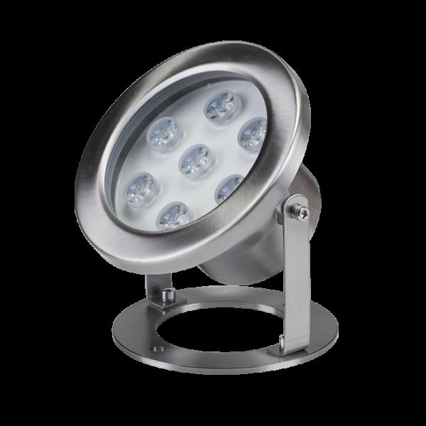 Elmark UNDERWATER007 LED medencevilágítás, 7W, 12V, 4000K