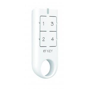 Inels RF KEY fehér 4 gombos távirányító