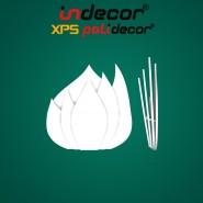 XPS-lampa-02 Fali Dekor Lámpa test