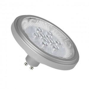 LED lámpa , AR111 foglalat , 11 Watt , 40° , meleg fehér
