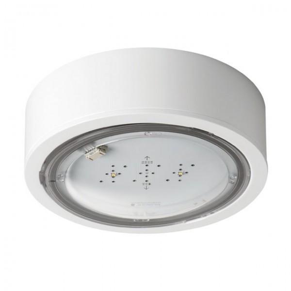 iTECH M5 105 M ST W biztonsági lámpa IP65, 5 watt, 1 órás, 223 lm