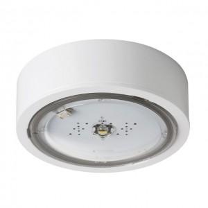 iTECH C1 302 M ST W biztonsági lámpa IP65, 2 watt, 3 órás, 215 lm