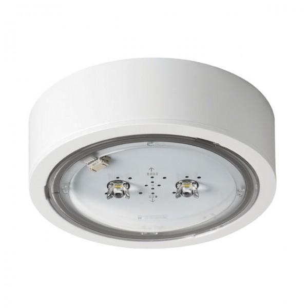 iTECH F2 105 M ST W biztonsági lámpa IP65, 5 watt, 1 órás,  212 lm