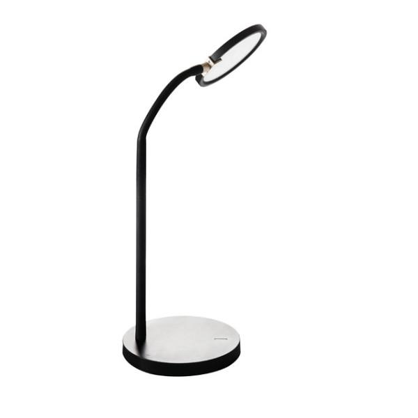 FOLLO asztali lámpa  LED fényforrással fekete