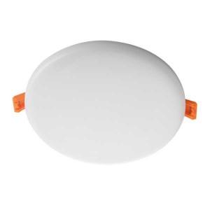 Kanlux AREL LED panel keret nélküli kerek 14W, 4000K