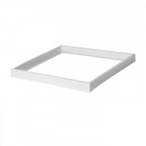 Kanlux LED panel kiemelő keret 600x600x65 mm fehér