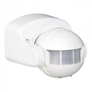 KANLUX ALER LED PIR Mozgásérzékelő 160° 12 m, IP44 , fehér