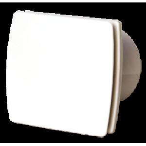 EOL F10B-W zárt előlapos ventilátor fehér
