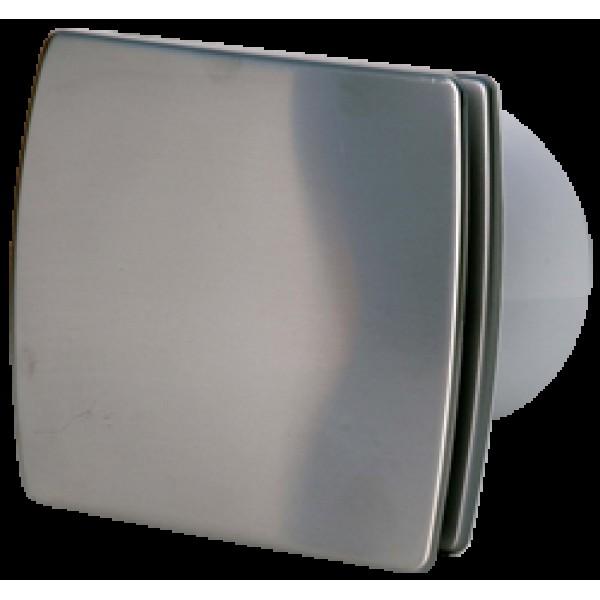 EOL F10B-Inox zárt előlapos ventilátor inox időkapcsolóval