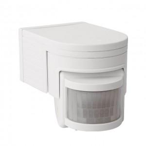 Kültéri IP44 védettségű mozgásérzékelő, fehér, Kanlux