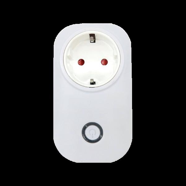 Elmark WIFI smart csatlakozó aljzat, 10 A, 2200 W