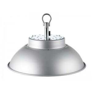 Csarnok világító LED lámpatest , SMD , harang alakú , 55 Watt , Ipari világítás, természetes fehér