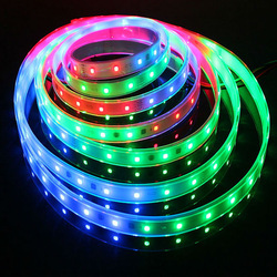 LED szalag , kültéri , 5050 , 60 led/m , 9 W/m , RGB méteres