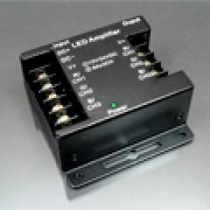 RGB vezérlő és dimmer jelerősítő , 216 Watt