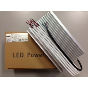 LED tápegység , 12 Volt , 100 Watt , 12,5A , kültéri , IP67