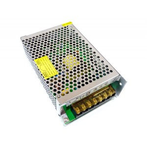 LED tápegység , 12 Volt , 120 Watt , 10A , ipari
