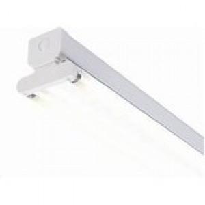 Armatúra , 2*60cm , T8 LED fénycsőhöz