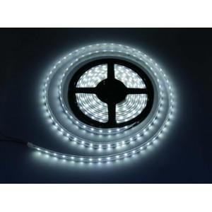 LED szalag , 24 Volt, kültéri , 3528 , 240 LED/m, hideg fehér