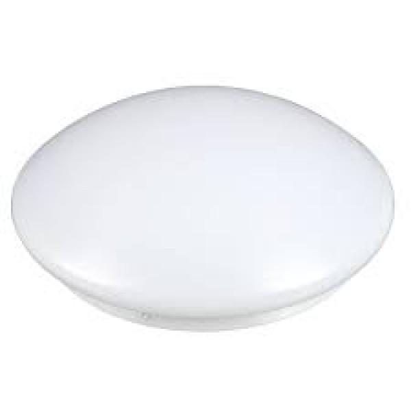 LED panel , 12W , falon kívüli , kerek , természetes fehér , UFO