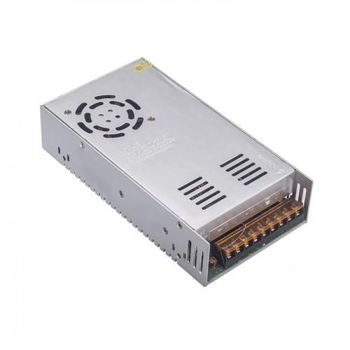 LED tápegység , 12 Volt , 500 Watt , 41A , ipari, Optonica