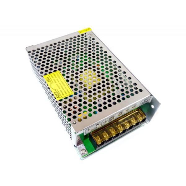 LED tápegység , 12 Volt , 150 Watt , 12,5A , ipari, Optonica