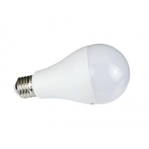 LED lámpa , égő , körte ,  E27 foglalat , 14 Watt , meleg fehér