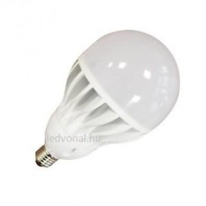 LED lámpa , égő , körte , x E27 foglalat , 40 Watt , természetes fehér