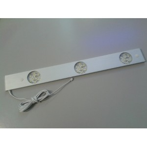 LED bútorvilágítás , felcsavarozható világítótest , hosszú