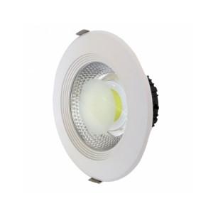 Optonica LED panel   mélysugárzó   20 W   süllyesztett   kerek   hideg fehér