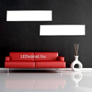 EH-LED panel , 120 x 30 cm , 29 Watt , természetes fehér , LUX ( A++ , 120lm/W) , 3600 lumen