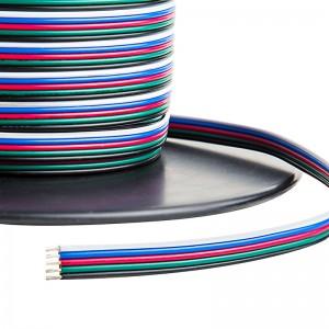 5 eres vezeték RGBW LED szalagokhoz