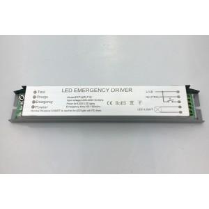 Vészvilágítás meghajtó, inverter LED fénycsövekhez és LED panelekhez (5-20 Watt)