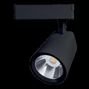 Sínes LED fényvető , track light , 30 Watt , 36° ,  TL5030
