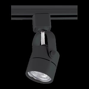 LED sínes lámpatest, TL5 track light, 6,5 W,  fekete színű- Elmark