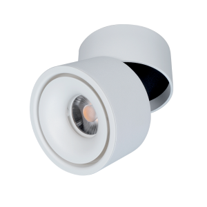 LED sínes lámpatest, track light, 10 W,  fehér színű- Elmark SKY