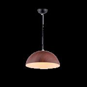 Elmark Forest függesztett lámpatest dió szín